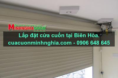Lắp Đặt Cửa Cuốn Tại Biên Hòa/0908648645