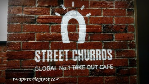 Jom Ke Street Churros Di IOI City Mall Putrajaya!