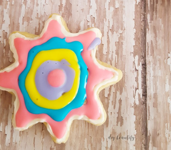 tie dye sugar cookie recipe