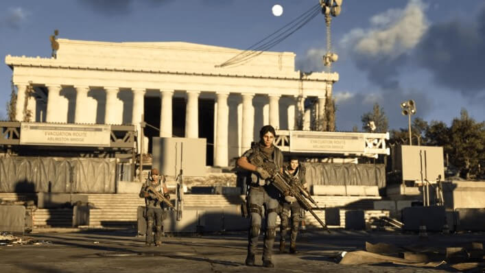 Ubisoft Tom Clancy's The Division 2: Story Trailer