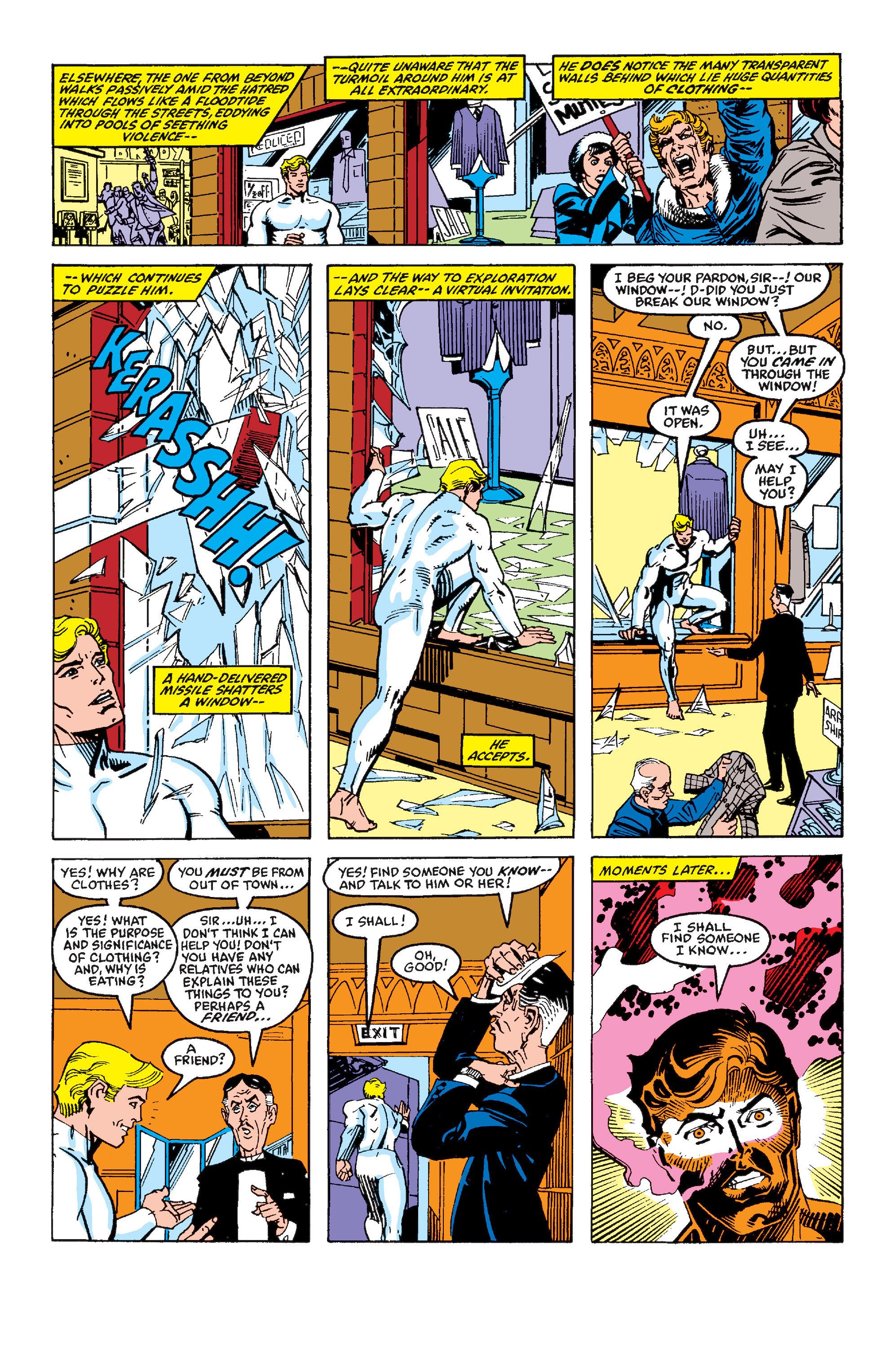 Read online Secret Wars II comic -  Issue #2 - 7