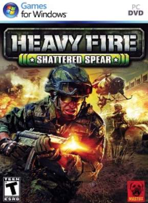 Heavy Fire Shattered Spear PC [Full] Español [MEGA]