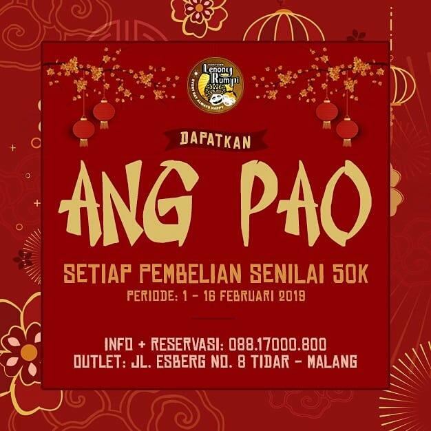 Promo Imlek di Lenong Rumpi KopiTown