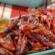 Broiled crayfish recipe