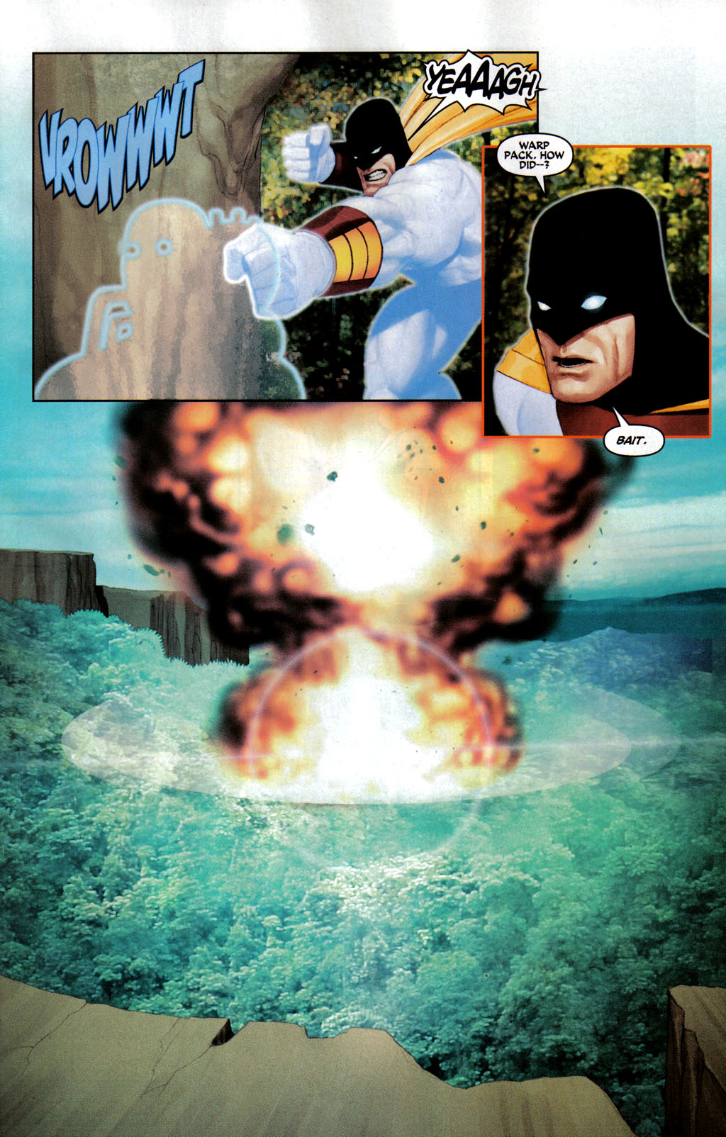 Read online Space Ghost (2005) comic -  Issue #3 - 17