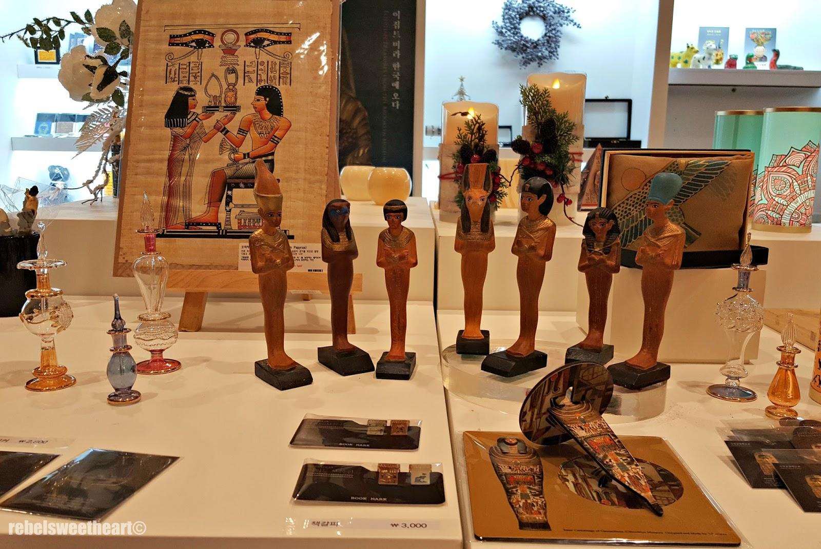 The Rebel Sweetheart.: Seoul Searching   Egyptian