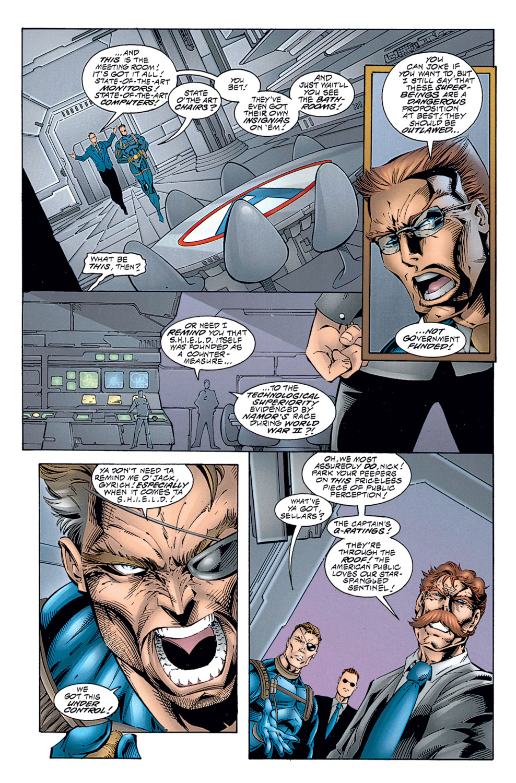 Avengers v2 001 (1996) | Vietcomic.net reading comics online for free