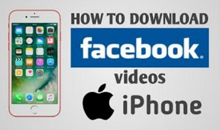 download facebook video ios