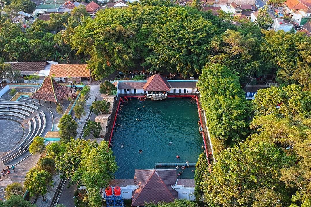 12 Tempat Wisata Terbaru Dan Hits Di Boyolali Jawa Tengah