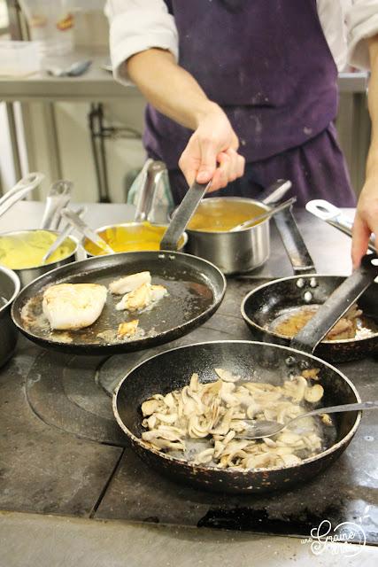 Chef d'un soir Chef d'un jour Quintessia Resort Orvault