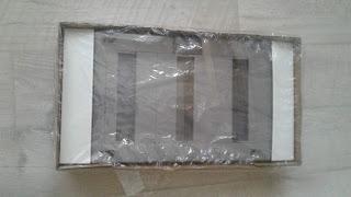 Щит ABB в упаковке