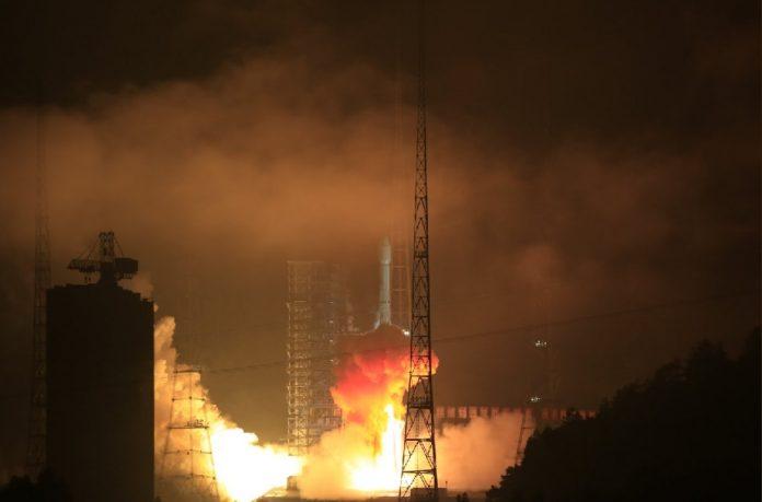 Frekuensi Terbaru dari Satelit Apstar-6C