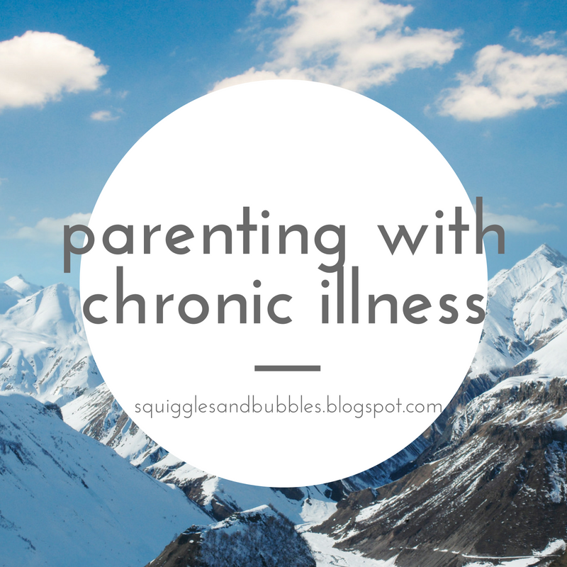http://squigglesandbubbles.blogspot.com.au/search/label/Parenting%20with%20Chronic%20Illness
