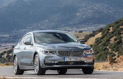 Η νέα BMW σειρά 6 Gran Turismo