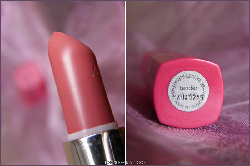 avon tender mauve ultra color absolute lipstick