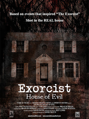 Exorcist House of Evil Poster