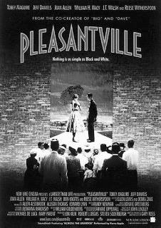 pleasantville film techniques