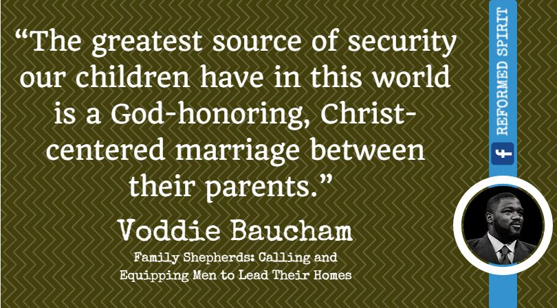 Voddie baucham homosexuality in christianity