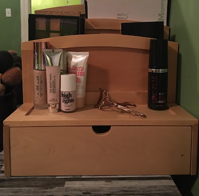 Curating My Makeup Collection (Declutter, Simplified Storage)