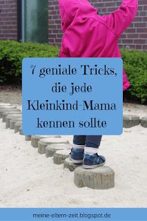 Entspannt durch die Kleinkindzeit?! 7 geniale Tricks, die alle Kleinkind-Eltern kennen sollten