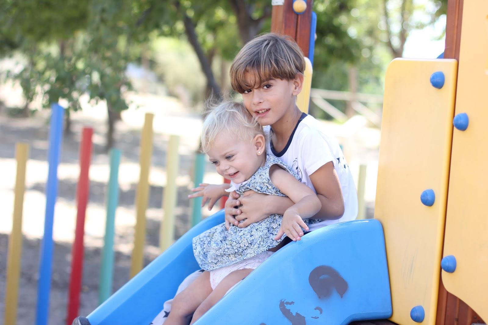 liberad a los niños maternidad educacion infancia