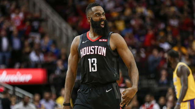 James Harden EXPLODES for 50-Point Triple-Double In Win Over Lakers
