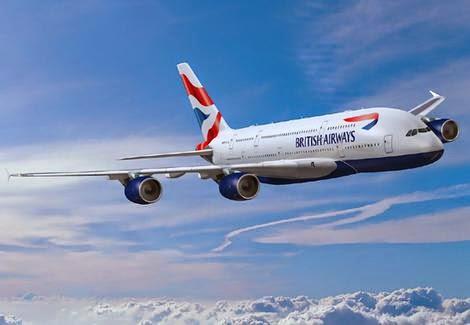 british airways suspends flights liberia