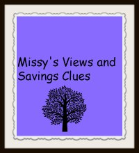 Missy's Views and Savings Clues