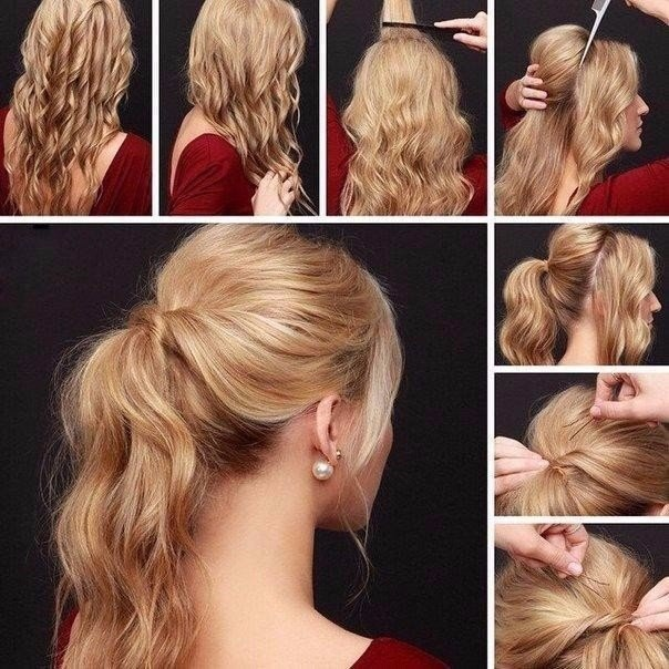 6 EASY WAYS TO CREATE AWESOME HAIRSTYLE FOR LESS THAN 2 MINUTES