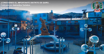 Lanzan video promocional sobre el distrito de Quiruvilca