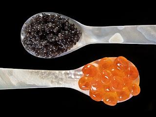 Αυγά ψαριών διατηρημένα, αυγοτάραχο, ταραμάς, μπρικ και χαβιάρι ⇒ από «Τα φαγητά της γιαγιάς»