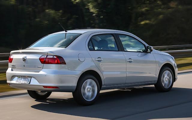 Novo VW Voyage o 2019 - Automático para PcD