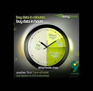 9Mobile Timely Base Unlimited Data Plan