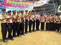 Saka Bhayankara Polres Banyumas Tebaik di Persabhara Jateng