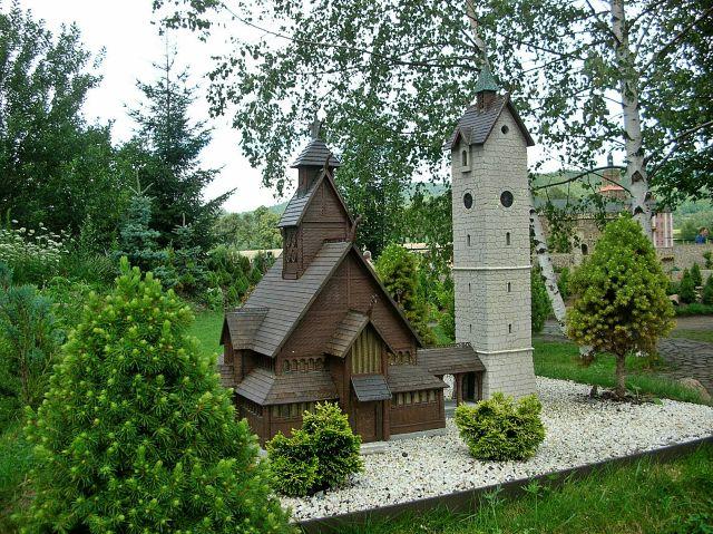 Norwegia, miniatura, Karpacz, Kowary