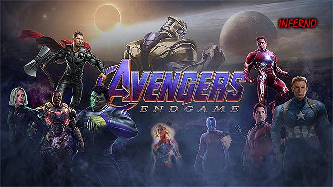 Avengers Endgame (2019) Estreno HDCAM 480p Español Latino