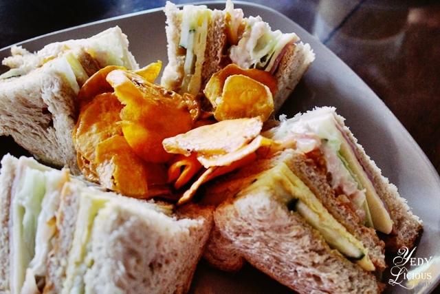 Clubhouse Sandwich at Isla Casoy de Palawan Best Restaurants in Puerto Princesa Palawan Philippines YedyLicious Manila Food and Travel Blog