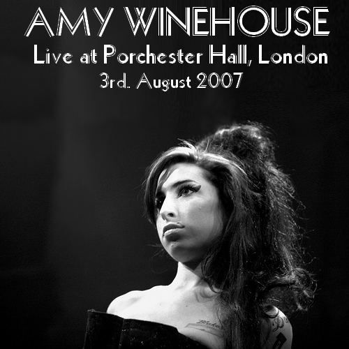 Reliquary Amy Winehouse 2007 08 03 Porchester Hall Sbd