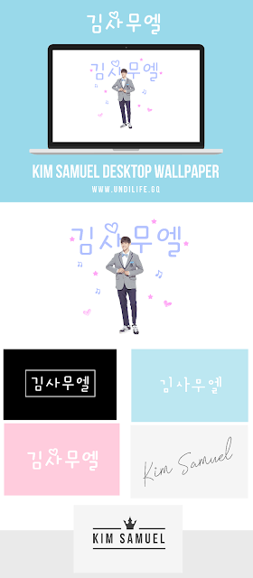 FREEBIE, Kim Samuel 김사무엘 Dekstop Wallpaper