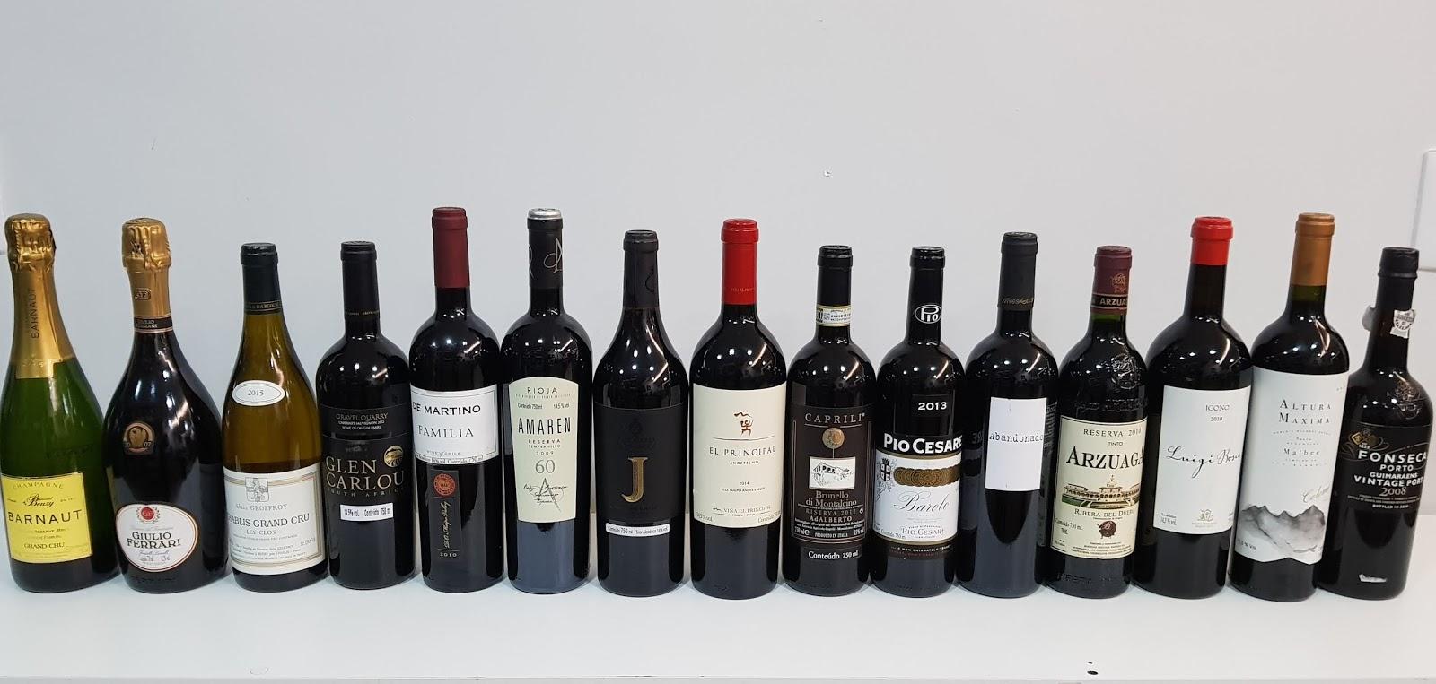 VII Edição do Decanter Wine Day está marcada  para início de junho e traz novidades