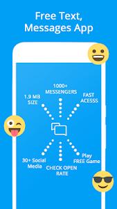 تحميل Messenger for Messages, Text and Video Chat v2.29