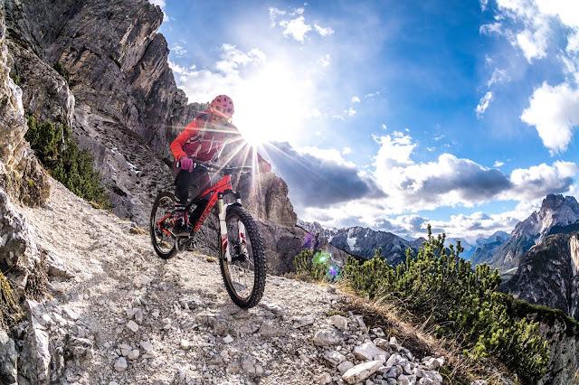 Monte Piano Single Trail Mountainbike Bike MTB