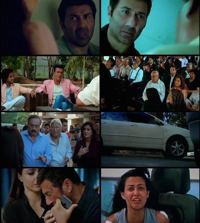 Ghayal Once Again 2016 Hindi DVDScr 350MB