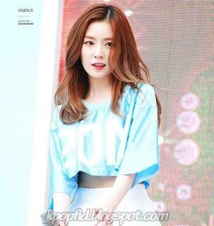 Foto Irene member Red Velvet Paling baru