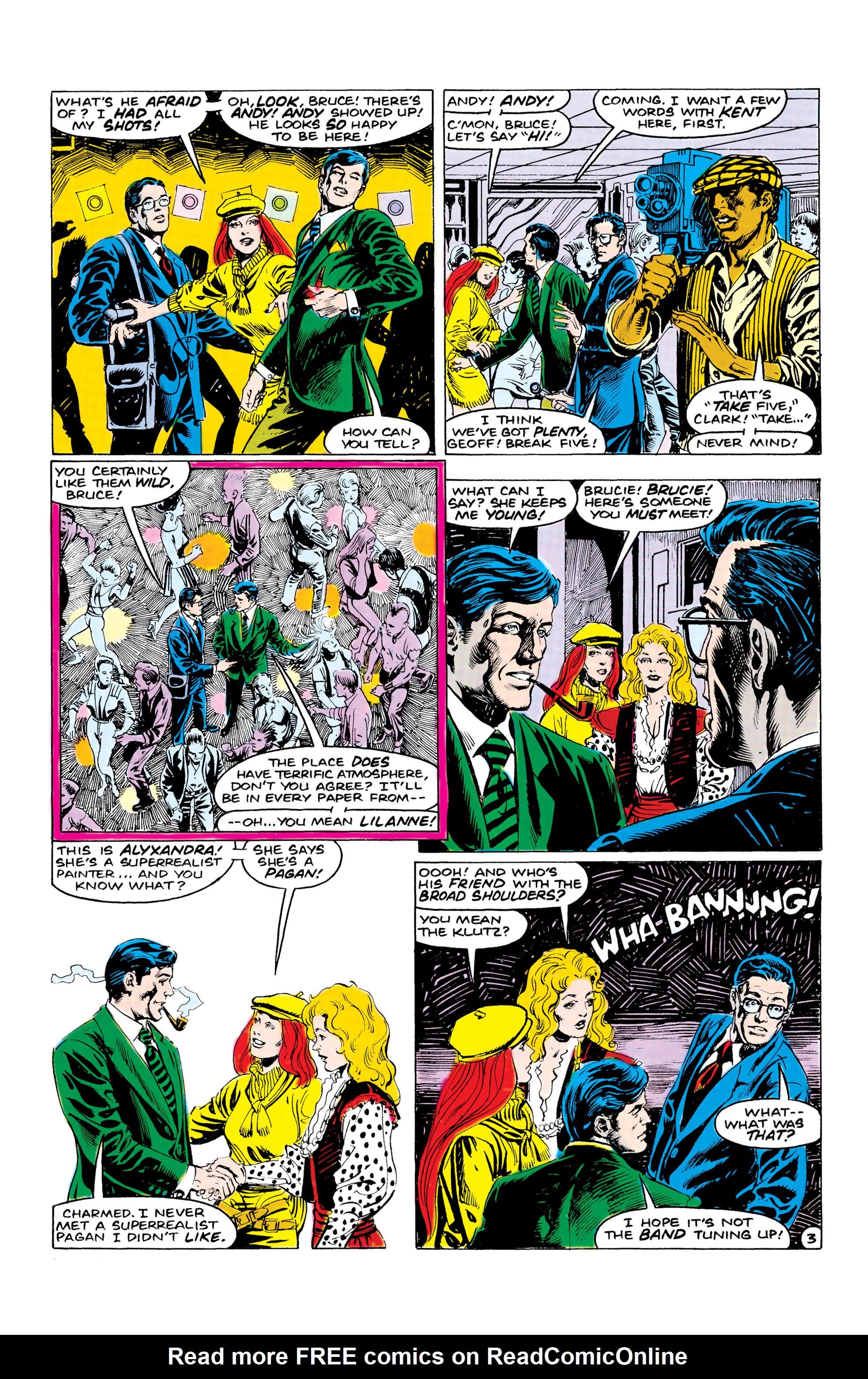 Read online World's Finest Comics comic -  Issue #312 - 4