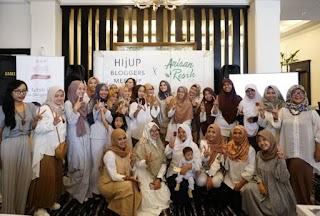 Hijup X Resik-V Blogger Meet Up: Istri Resik Keluarga Harmonis