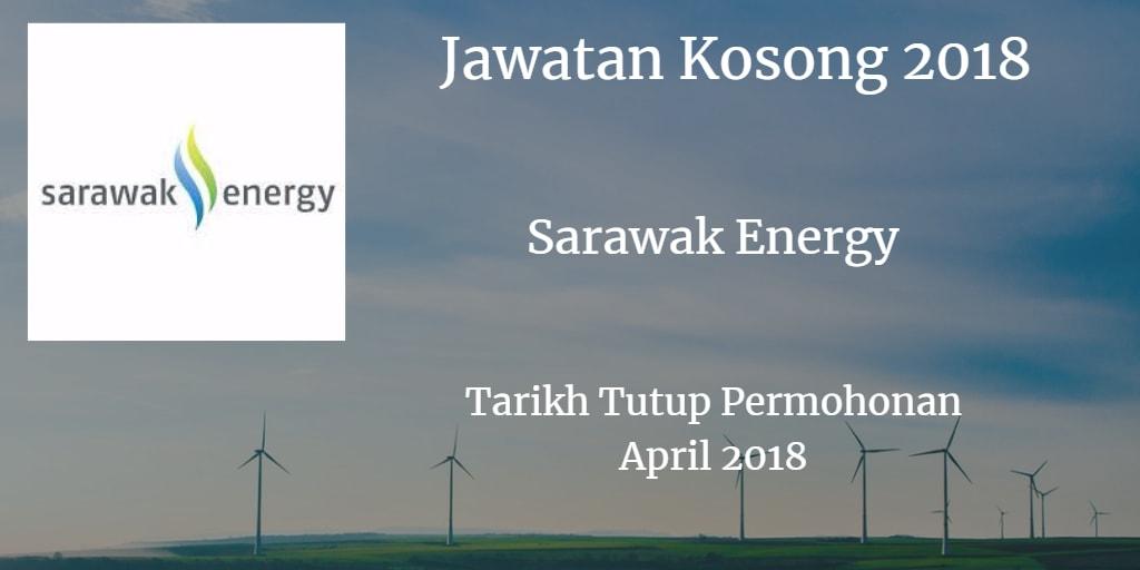 Jawatan Kosong Sarawak Energy April 2018