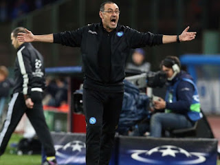 Sport: Champions League!  Why we lost to Manchester City – Napoli coach, Sarri