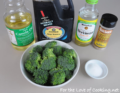 Sesame - Soy Broccoli