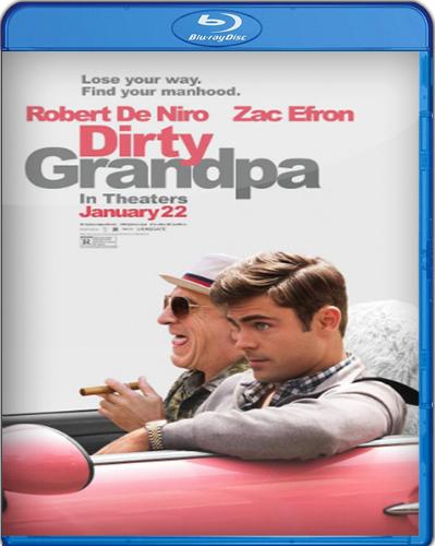Dirty Grandpa [BD25] [2016] [Subtitulado]